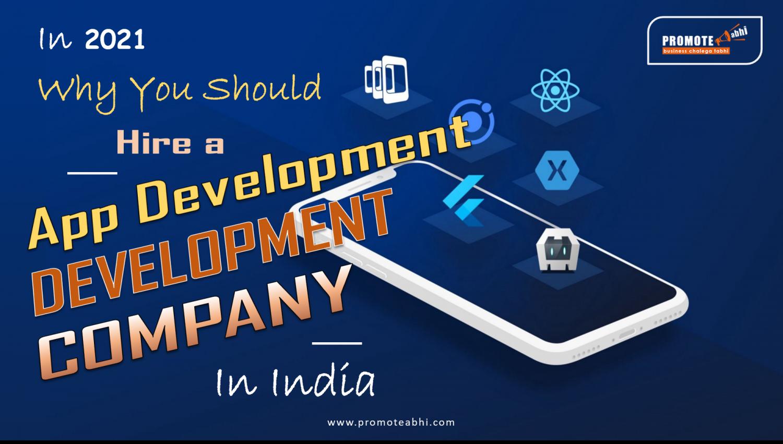 Top Mobile App Development Company in India