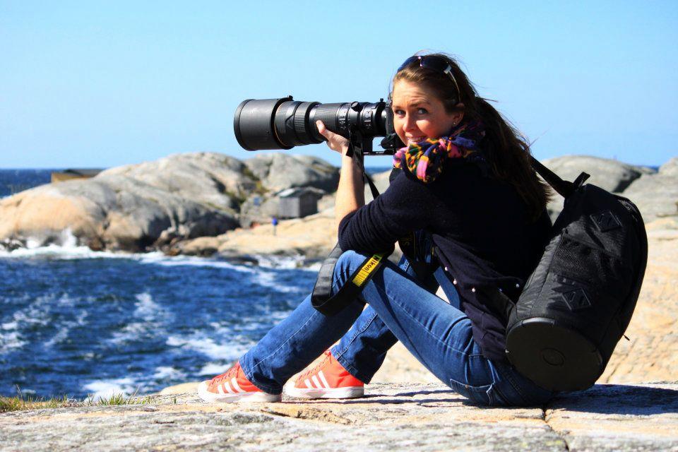 Mig med kamera 2