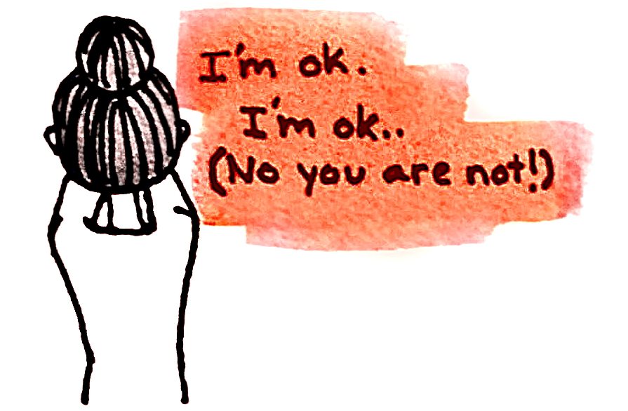 Im not okay