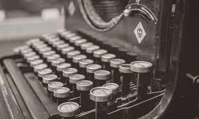 skrive maskine